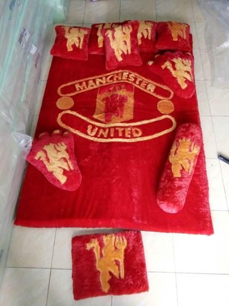 Karpet rasfur Motif Manchester United