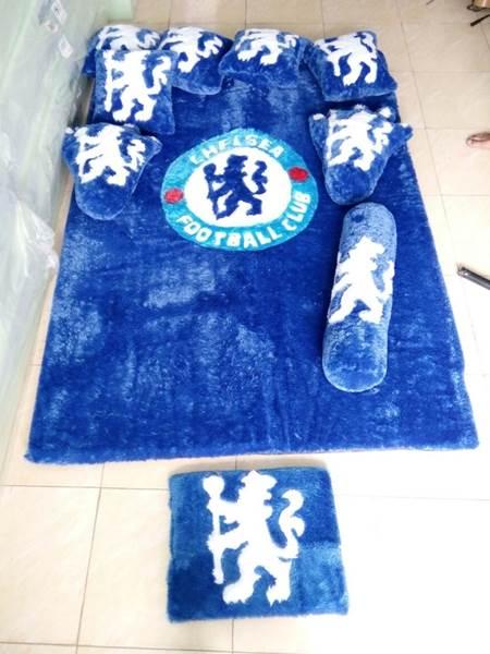Karpet rasfur Motif Chelsea