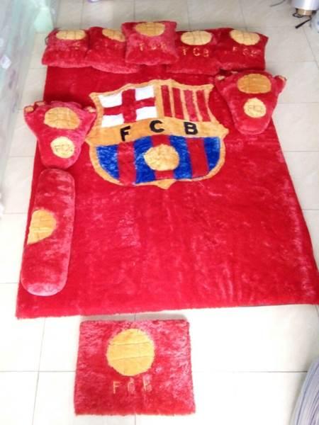 Karpet rasfur Motif Barcelona 02