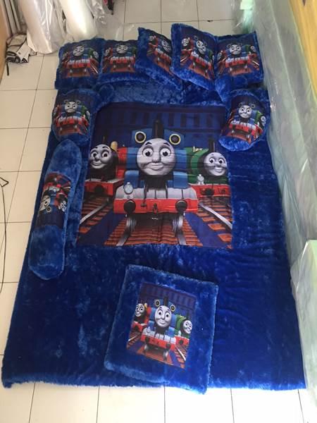 Karpet rasfur karakter Thomas